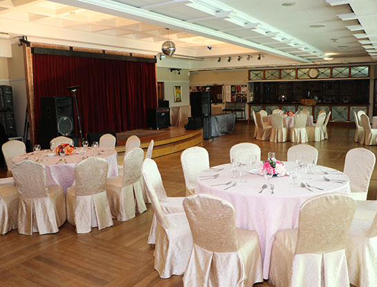 Wedding Banquet Venue Singapore
