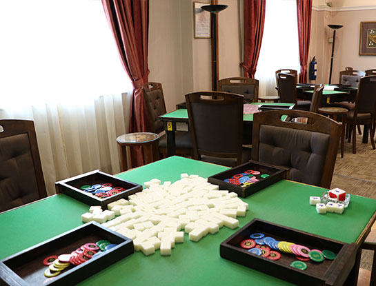 Mahjong Room Rental